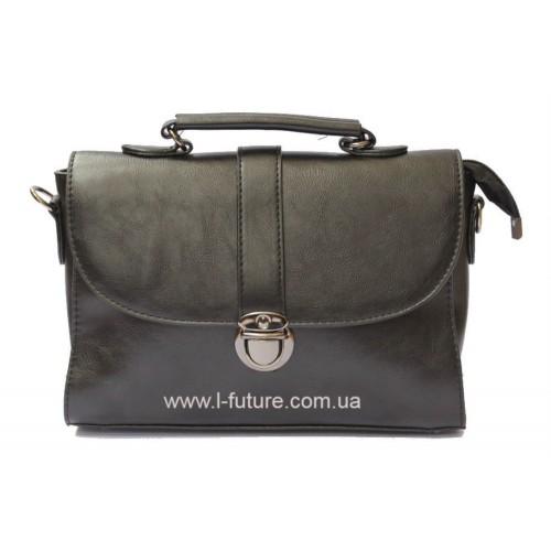 Женская сумочка арт 027.Цвет Черный ID-141