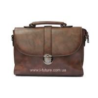Женская сумочка арт 027.Цвет Коричневый