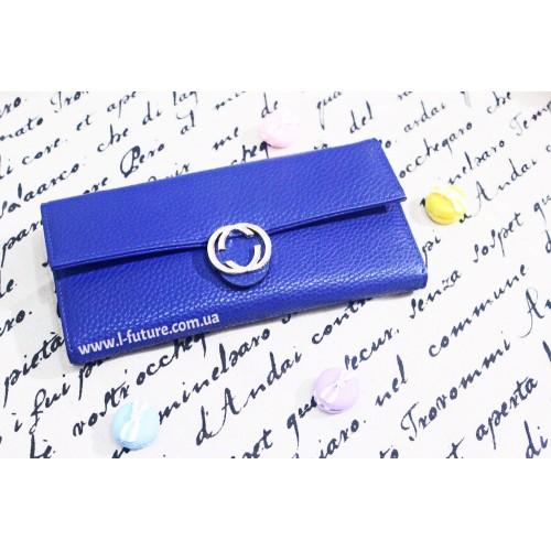 Кошелёк арт. 7281 Цвет Синий ID-157
