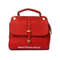 Женская сумка арт 801.Цвет Красный