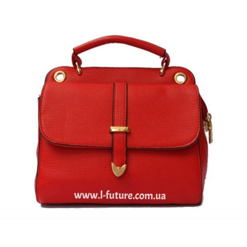 Женская сумка арт 801.Цвет Красный ID-215