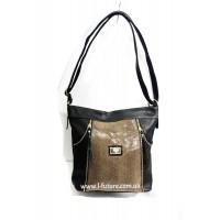 Женская сумка Лазерка арт.857.Цвет Коричневый