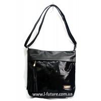 Женская сумка Лазерка арт.855 Цвет Чёрный