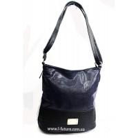 Женская сумка Лазерка арт.853 Цвет Синий