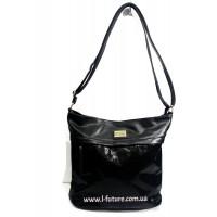 Женская сумка Лазерка арт.852 Цвет Чёрный