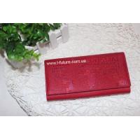 Женский  кошелёк арт.А 139-9111.Цвет Красный
