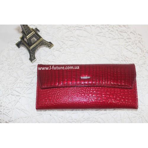 Женский  кошелёк арт.C 8067-H 58.Цвет Красный ID-245