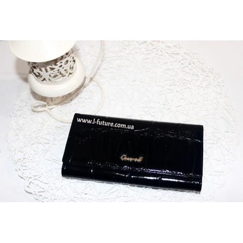 Женский  кошелёк арт.А100-9111 Цвет Чёрный ID-249