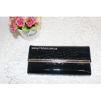 Женский  кошелёк арт.G 559-E 605 Цвет Чёрный