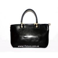 Женская сумка арт.М 80721 М .Цвет Чёрный