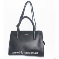 Женская сумка арт.ZM-27 Цвет Чёрный