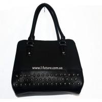 Женская сумка арт.ZM-24 Цвет Чёрный