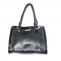 Женская сумка арт.8804-1 Цвет Чёрный