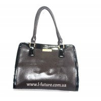 Женская сумка арт.8804-1 Цвет Коричневый