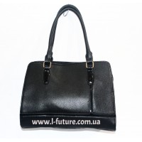 Женская сумка арт.8804 Цвет Чёрный