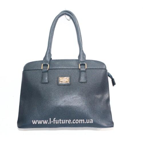 Женская сумка арт.9008 Цвет Синий ID-294