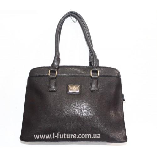 Женская сумка арт.9008 Цвет Коричневый ID-295