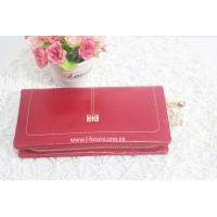Женский кошелёк арт. 3658 Цвет Красный