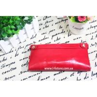 Женский кошелёк арт.16А-88003-2 Цвет Красный