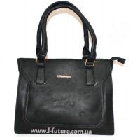 Женская сумка арт.519-1 Цвет Чёрный