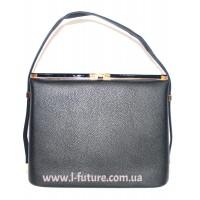 Женская сумка арт.11085 Цвет Чёрный