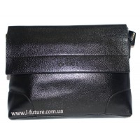 Мужская сумка арт. 711 Цвет Чёрный