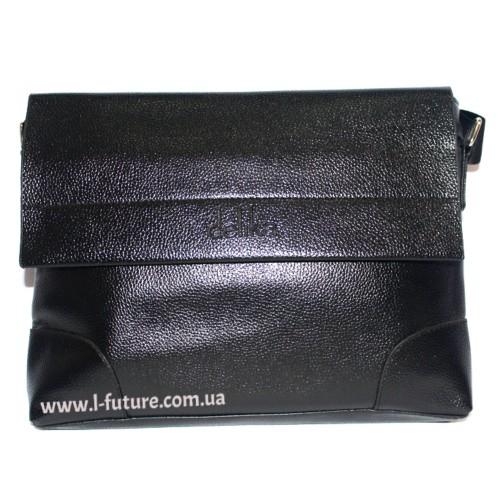 Мужская сумка арт. 711 Цвет Чёрный ID-440