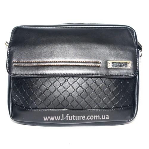 Мужская сумка Арт. 942-2 Цвет Чёрный ID-463