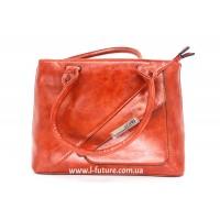 Женская Сумка Арт. 89871 Цвет Рыжий