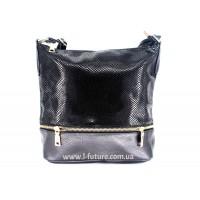 Женская сумка Лазерка Арт. 811 Цвет Чёрный