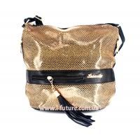Женская сумка Лазерка Арт. 839 Цвет Коричневый
