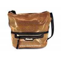 Женская сумка Лазерка Арт. 841 Цвет Коричневый