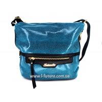 Женская сумка Лазерка Арт. 841 Цвет Бирюза