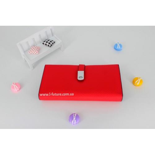 Кошелёк Арт. CSF-8005-10 Цвет Красный ID-640