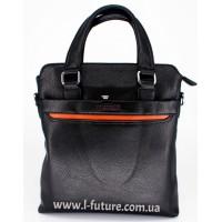 Мужская сумка Арт. 6018-2 Цвет Чёрный