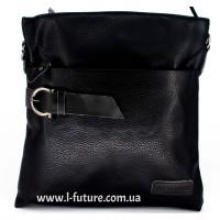 Мужская сумка Арт. 136-3 Цвет Чёрный