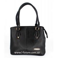 Женская сумка Арт.1718 Цвет Чёрный