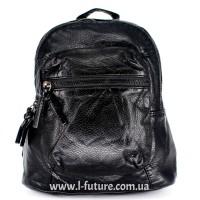 Женский рюкзак Арт. 308 Цвет Чёрный