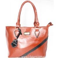 Женская сумка Арт. 8007  Цвет Рыжий