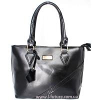 Женская сумка Арт. 8007  Цвет Чёрный