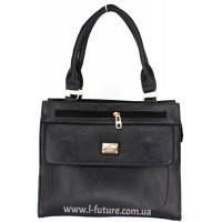Женская сумка арт. 617  Цвет Чёрный