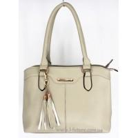 Женская сумка арт. 8520 Цвет Серый