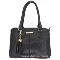 Женская сумка арт. 8520 Цвет Чёрный