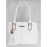 Женская сумка арт. 8520 Цвет Белый