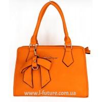 Женская сумка Арт. 87215 Цвет Оранжевый