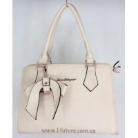 Женская сумка Арт. 87215 Цвет Светлый Беж