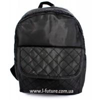 Женский рюкзак Арт. G-019  Цвет Чёрный