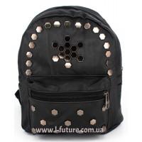 Женский рюкзак Арт. G-021  Цвет Чёрный