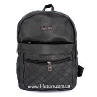 Женский рюкзак Арт. G-018   Цвет Чёрный