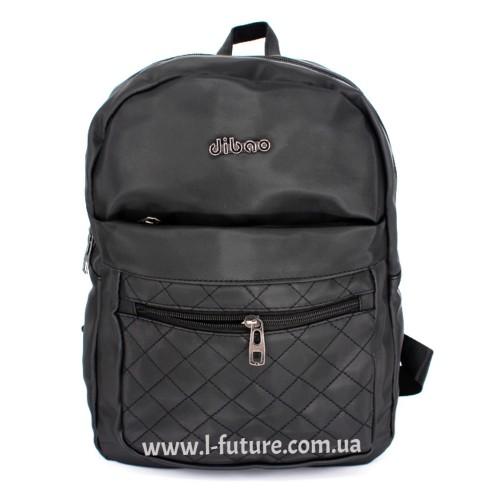 Женский рюкзак Арт. G-018   Цвет Чёрный ID-1057